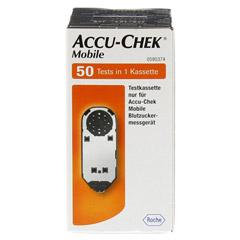 ACCU CHEK Mobile Testkassette 100 Stück - Vorderseite