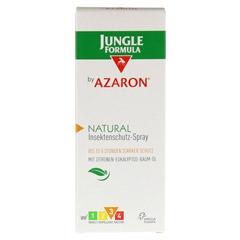 JUNGLE Formula by AZARON NATURAL Spray 75 Milliliter - Vorderseite