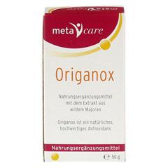 META CARE Origanox Pulver 50 Gramm - Vorderseite