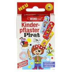 KINDERPFLASTER Pirat 10 Stück - Vorderseite
