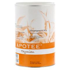 APOTEE Thymian 90 Gramm - Linke Seite