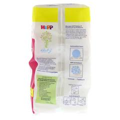 HIPP Baby SANFT Feuchttücher 4x56 Stück - Linke Seite