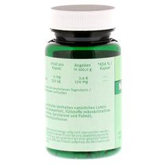 LUTEIN 11 mg Kapseln 60 Stück - Linke Seite