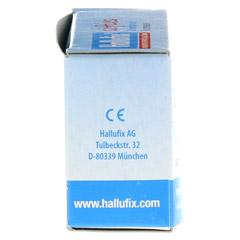 HALLUFIX softies Zehenspreizer Gr.M 36-41 2 Stück - Linke Seite