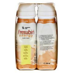 FRESUBIN ENERGY DRINK Vanille Trinkflasche CPC 4x200 Milliliter - Rechte Seite