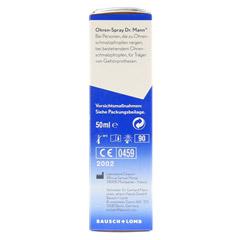 Ohren-Spray Dr. Mann 50 Milliliter - Rechte Seite