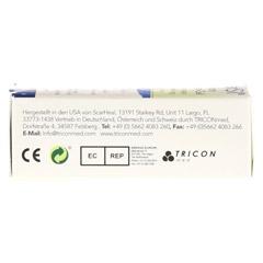 SCARSIL Silikon Narben Gel 15 Milliliter - Rechte Seite