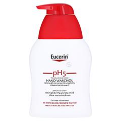 Eucerin pH5 Hautschutz Handwaschöl + gratis Eucerin pH5 Duschöl 100 ml 250 Milliliter