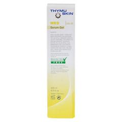 THYMUSKIN MED Serum Gel 200 Milliliter - Rückseite