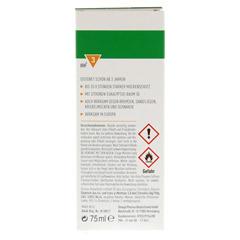JUNGLE Formula by AZARON NATURAL Spray 75 Milliliter - Rückseite