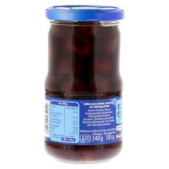 NATREEN Obstkonserve Süßkirschen 370 Milliliter - Rückseite