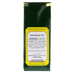 KAMINFEUER Tee Mönchs 100 Gramm - Rückseite