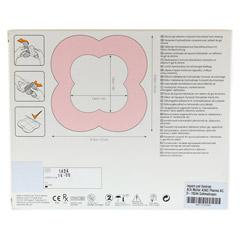 ALLEVYN Life 12,9x12,9 cm Silikonschaumverband 10 Stück - Rückseite
