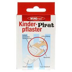 KINDERPFLASTER Pirat 10 Stück - Rückseite