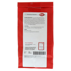 MELISSENBLÄTTER Tee Caelo HV-Packung 60 Gramm - Rückseite