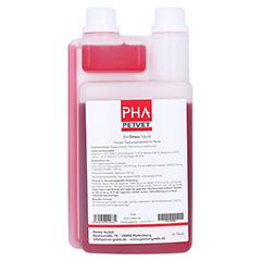 PHA AntiStress Liquid f.Pferde 1000 Milliliter - Rückseite