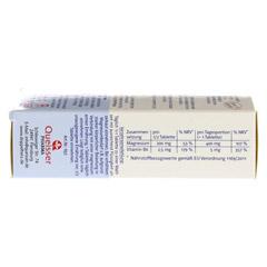 DOPPELHERZ Magnesium 400 Depot system Tabletten 30 Stück - Unterseite