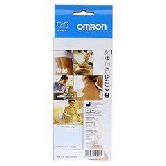 OMRON Soft Touch TENS Gerät 1 Stück - Rückseite