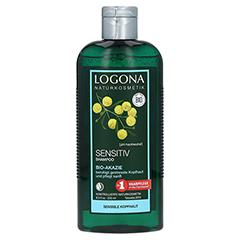LOGONA Sensitiv Shampoo Bio-Akazie 250 Milliliter
