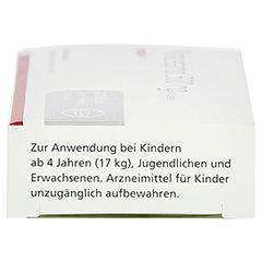Paracetamol 500mg medpex 20 Stück N2 - Rechte Seite