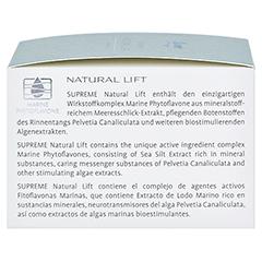 LA MER SUPREME Natural Lift Anti Age Cream Auge ohne Parfüm 15 Milliliter - Rechte Seite
