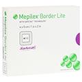 MEPILEX Border Lite Schaumverb.4x5 cm steril 10 Stück