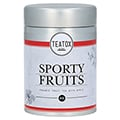 SPORTY FRUITS Organic Fruit Tea with Apple Dose 90 Gramm