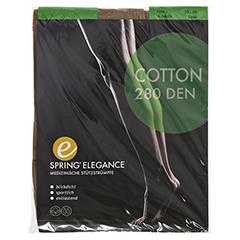 SPRING ELEGANCE Cotton 280den AD 39/40 sand 2 Stück