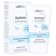 medipharma Hyaluron Gesichtspflege Sensitive 50 Milliliter