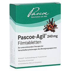 PASCOE-Agil 240mg 40 Stück