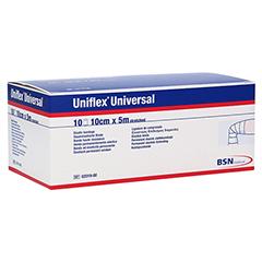 UNIFLEX Universal Binden 10 cmx5 m Zellglas weiß 10 Stück
