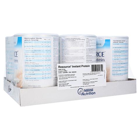 RESOURCE Instant Protein Pulver 6x800 Gramm
