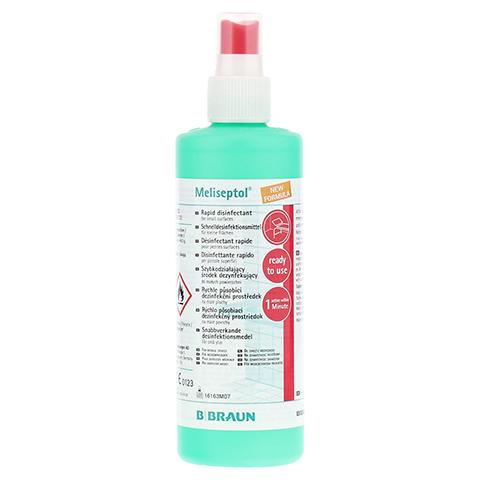 MELISEPTOL Schnelldesinfektion Sprühflasche 250 Milliliter