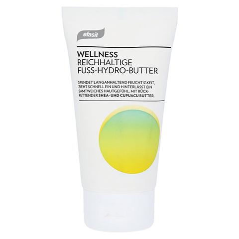 EFASIT reichhaltige Fuß-Hydro-Butter 75 Milliliter