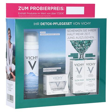 VICHY SLOW Age Detox Set 1 Packung