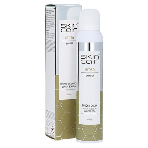 SKINCAIR HYDRO Shower Olive Dusch-Schaum 200 Milliliter