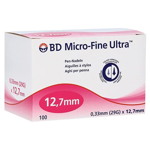 BD MICRO-FINE ULTRA Pen-Nadeln 0,33x12,7 mm CPC 100 Stück