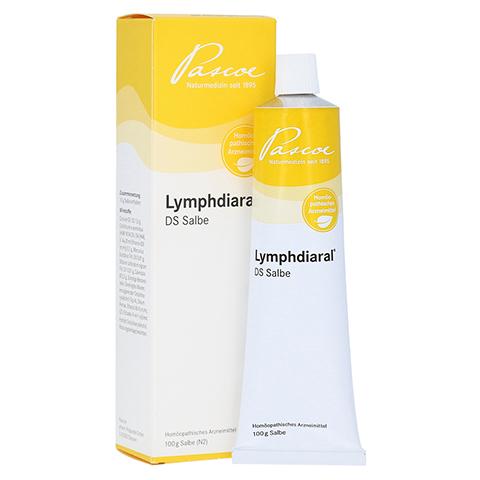 LYMPHDIARAL DS Salbe 100 Gramm N2