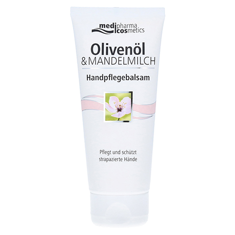 medipharma Olivenöl & Mandelmilch Handpflegebalsam 100 Milliliter