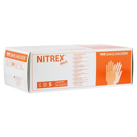NITRIL Handschuhe ungepudert Gr.S 200 Stück