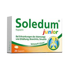 Soledum Kapseln junior 100mg 20 Stück N1