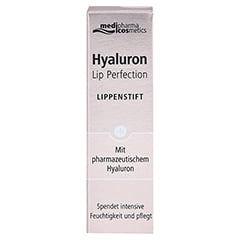 HYALURON LIP Perfection Lippenstift rose 4 Gramm - Vorderseite