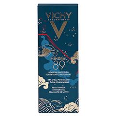 Vichy Minéral 89 Hyaluron-Boost Gesichtspflege Special Edition 50 Milliliter - Rückseite
