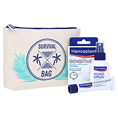 HANSAPLAST Wundversorgungs-Set 1 Packung