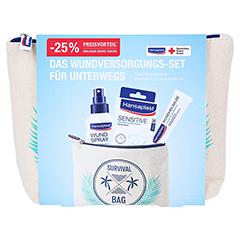 HANSAPLAST Wundversorgungs-Set 1 Packung - Vorderseite