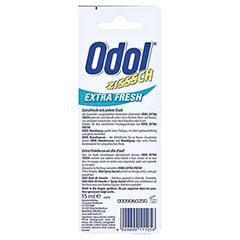 Odol Mundspray Extra frisch 15 Milliliter - Rückseite