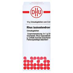 RHUS TOXICODENDRON C 200 Globuli 10 Gramm N1 - Vorderseite
