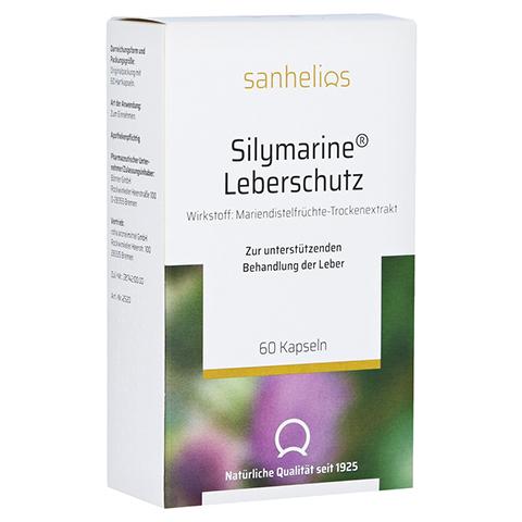 Silymarine Leberschutz-Kapseln 60 Stück N2