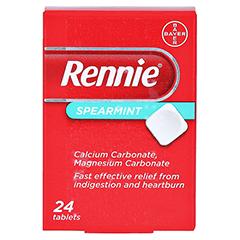 Rennie Spearmint 24 Stück N1 - Vorderseite