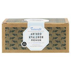 NATURAFIT Arthro Hyaluron Premium Beutel 30 Stück - Vorderseite